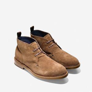 Cole Haan Adams Grand Chukka Shoes Size 10.5